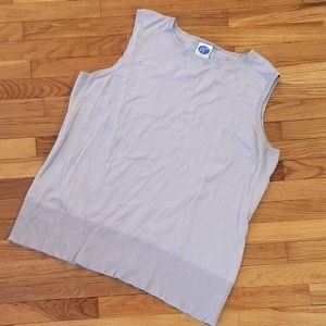 DG2 Diane Gilman Sleeveless Top